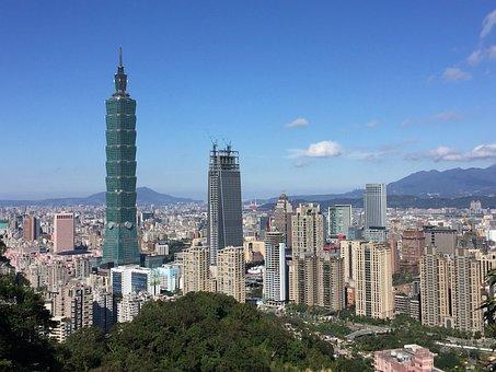 Tower, Xiangshan, 101 Building