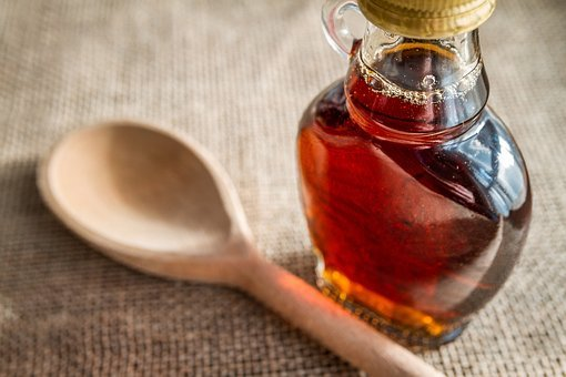 Maple, Syrup, Food, Delicious, Tasty, Glass, Bottle