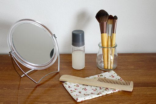 Cosmetics, Natural Cosmetics, Brush, Cosmetic Brush