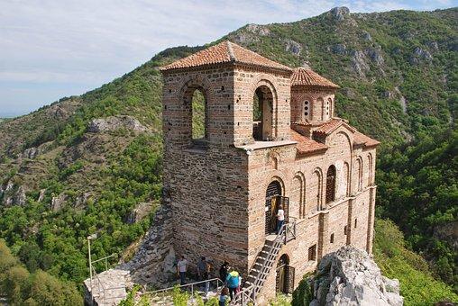 Asenovgrad, Bulgaria, Castle, Hills, Nature, Stone, Old