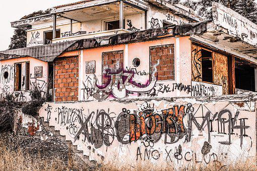 Building, Abandoned, Decay, Grunge, Dirty, Damaged