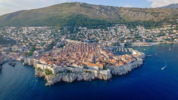 Dubrovnik City, Dubrovnik, Croatia, Travel