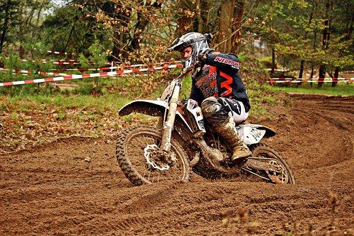 Motocross, Enduro, Dirtbike, Cross, Motocross Ride