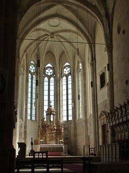 Alba Iulia, Gyulafehervar, Cathedral, Medieval