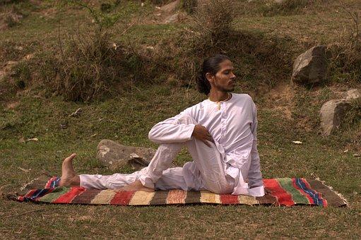 Yoga, Indian, Indian Yogi, Symbol, Ethnic, Meditation