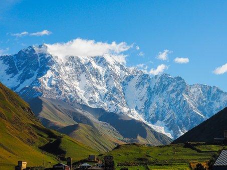Mountains, Air, Sky, Nature, Mountain, Journey, Rocks