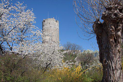 Defensive Tower, Middle Ages, Defense, Historically