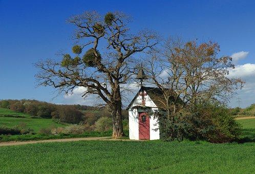 Chapel, Eifel, Wayside Chapel, Anthony Chapel
