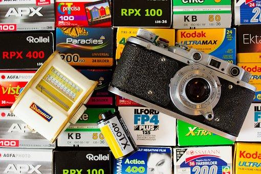 Analog, Film, Camera, Leica, Zorki, Analog Film