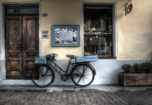 Bicycle, Tuttomele, Cavour, Torino
