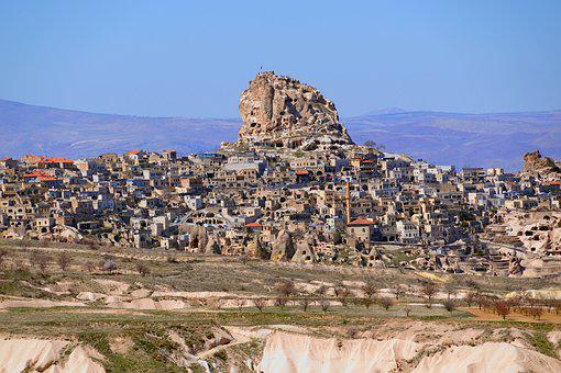 Cappadocia, Uchisar, Nevşehir