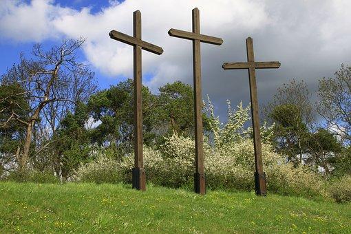 Good Friday, Church, Crucifixion, Christ, Cross