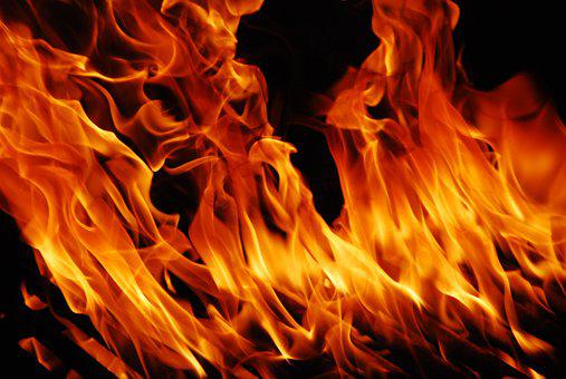 Fire, Earth, Life, Flames, Hot, Heat