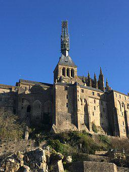 Mount, Saint, Michel