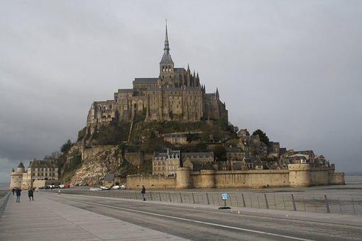The Mount, Normandy, Mont Saint Michel