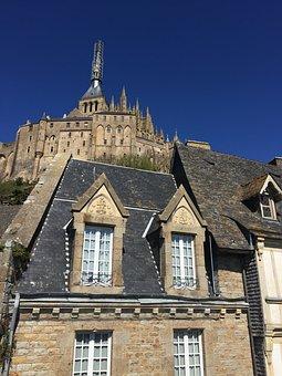 Mount, Michel, Mont Saint Michel