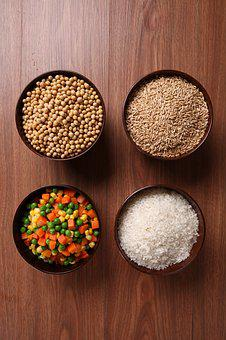 Whole Grains, Catering Ingredients, Meter, Oats