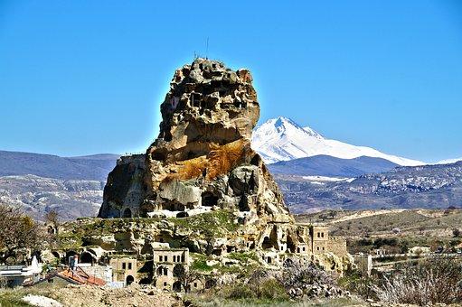 Cappadocia, Ortahisar, Nevşehir