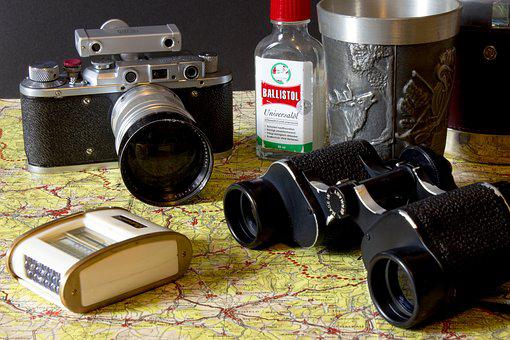 Camera, Leica, Hunts, Hunt, Hiking, Waid, Hunter, Retro