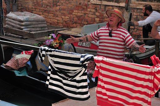 Venice, Gondola, Italy, Romantic, Venice Gondola