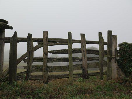 Fence, Saint James Way, Santiago Compostela, James