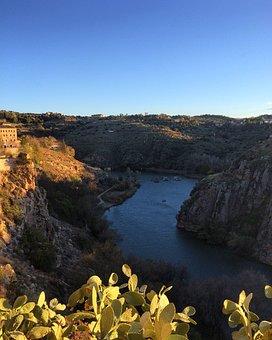 Toledo, Spain, Vista, Tourist, Trip