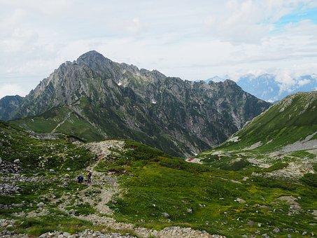 剱岳, 剣岳, Toyama, Northern Alps, Mountain Climbing