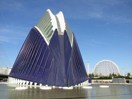 Oceanographic, Science City, Valensia