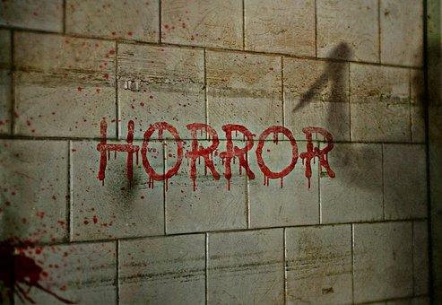 Horror, Assassination Attempt, Murder, Bloodbath, Gray