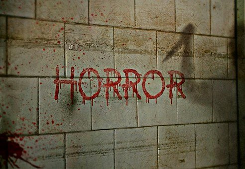 Horror, Assassination Attempt, Murder, Bloodbath, Gray