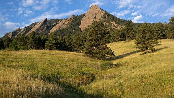 Boulder, Colorado, Chautauqua, Flatirons, Front Range