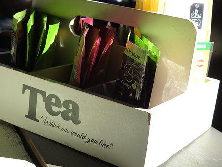 Tee, Box, Wood, Deco, Decoration, Drink, Hot Drink