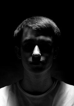 Portrait, The Attempt, Boy, Friend