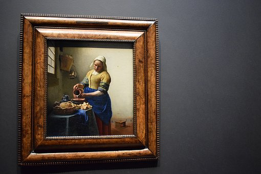Museum, Box, Amsterdam, Dairy, Holland