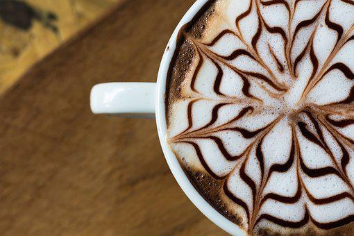 Cappuccino, Beverage, In The Morning, Do The Job, Art