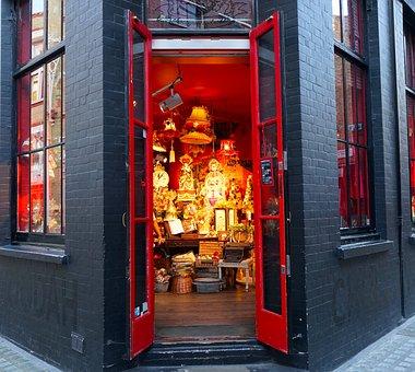 Door, Entrance, Home, Open, House, Doorway, Front