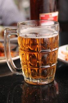 Beer, Mug, Glass, Drink, Alcohol, Beverage, Pub, Bar