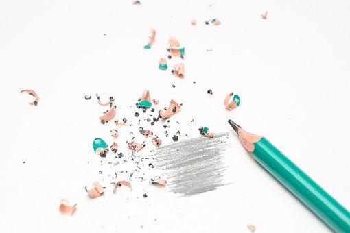 Pencil, Education, Pencil Sharpener, Art, Draft