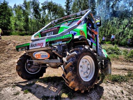 Lorry, The Attempt, Green, Pískovna, Tankodrom –