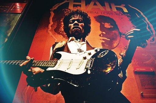 Music, Jimmyhendrix, Hendrix, Museudecera, Newyork