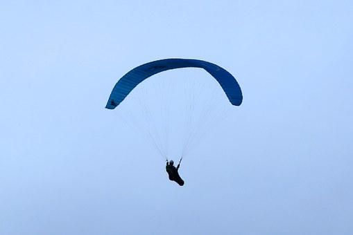 Paragliders, Screen, Wind, Drafts, Air, Himmel