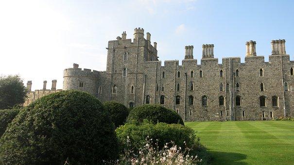 Windsor Castle, England, Castle, Windsor, Royal, Uk