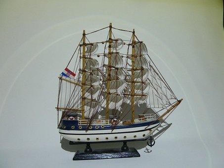 Boat, Ship, Sailing Boat, Sea, Yacht, Sunset, Maldives
