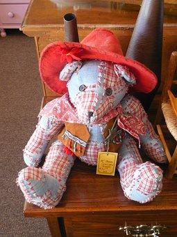 Stuffed Animal, Teddy Bear, Teddy, Bear, Stuffed