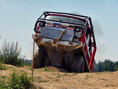 Lorry, The Attempt, Pískovna, Tankodrom –, Red