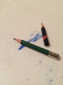 Pencils, Office, Tools, Write, School, Draft, Draw