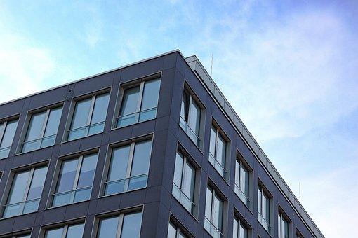 Building, Urban Structure, Urban Lifestyle, Modern