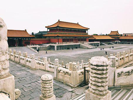The National Palace Museum, Beijing, Tiananmen Square
