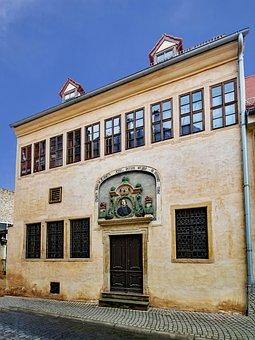 Lutherstadt, Eisleben, Martin Luther, Birthplace