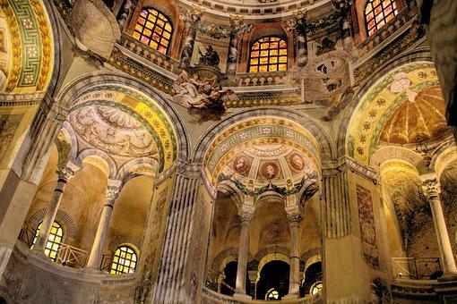 Church, The Basilica Sanvitale, Ravenna